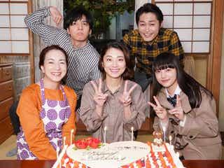 小池栄子、誕生日サプライズで生田斗真らと家族写真『俺の話は長い』