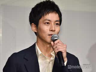 松坂桃李、結婚後初の公の場 生活の変化明かす<あの頃。>