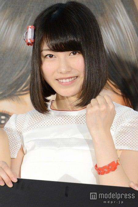 AKB48、横山由依センターで「唇にBe My Baby」 新年の抱負を宣言(C)モデルプレス