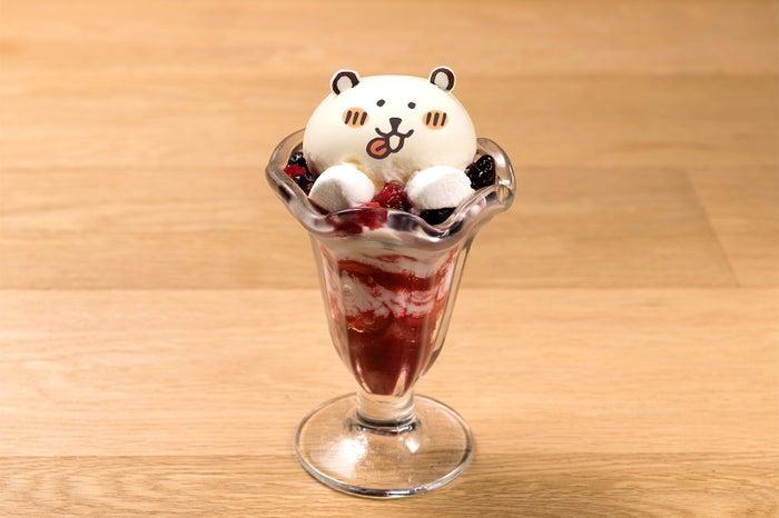 食べるぞ ベリーティラミスパフェ¥1,290(C)nagano/(C)GSJ