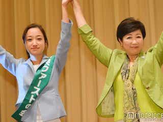 <都議選>leccaこと斉藤れいな氏、当選確実 都民ファーストの会が第1党へ