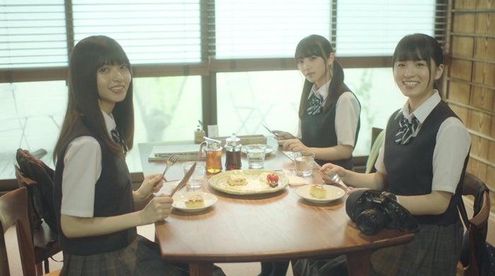 (左から)齋藤飛鳥、与田祐希、大園桃子(提供画像)