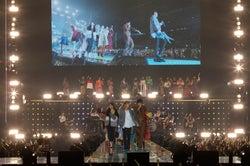 グランドフィナーレ/「マイナビ presents TOKYO GIRLS COLLECTION 2018 AUTUMN/WINTER」