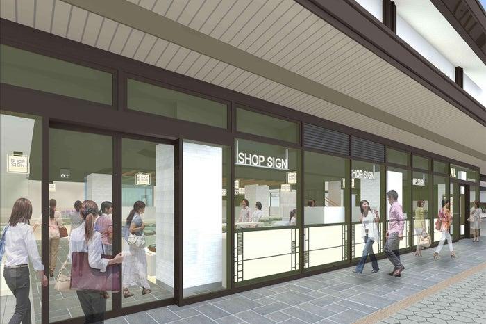 1階駅前ロータリーイメージ/画像提供:CIAL鎌倉