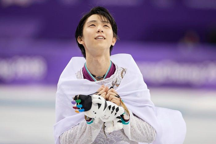羽生結弦/平昌2018冬季オリンピック