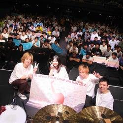 Miyuu、自身初となるバンド編成でのワンマンライブSOLD OUT