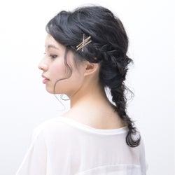 編み込みヘアアレンジでいつもと違う自分に♡可愛さUP術を伝授!
