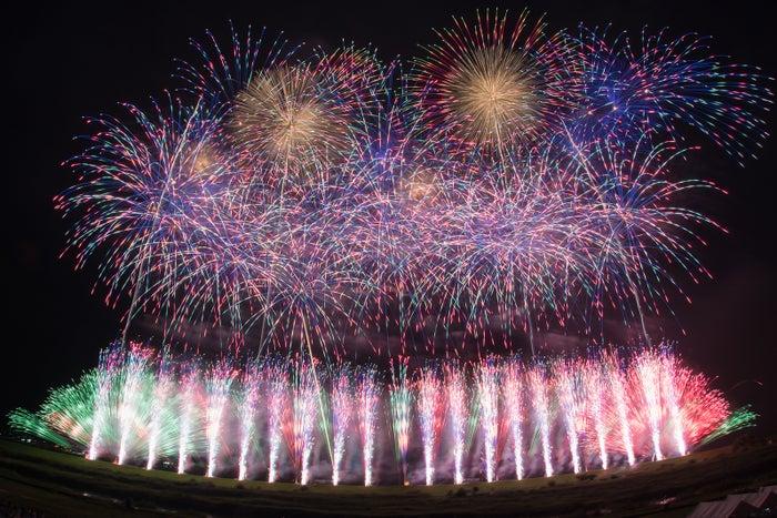 コンセプトは「EDOMODE(江戸モード)」/画像提供:東京花火大祭制作委員会