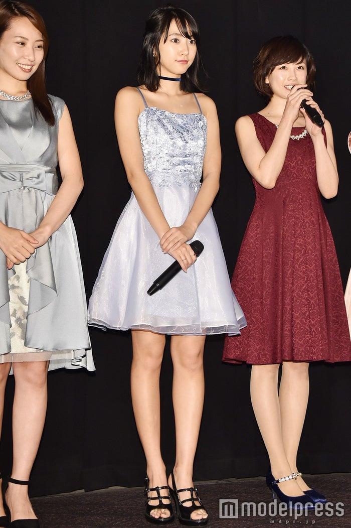 武田玲奈、素肌あらわなミニドレスで魅了 バイト時代を回顧(C)モデルプレス