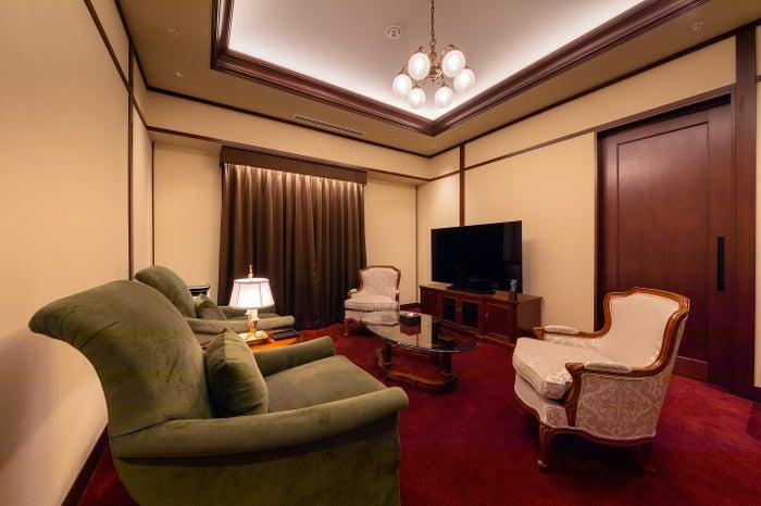 スイートルームクラシカル(C)LIBER HOTEL AT UNIVERSAL STUDIOS JAPAN