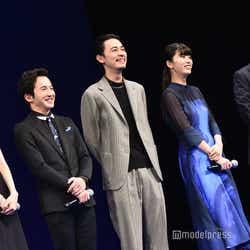 戸田恵梨香、浅利陽介、成田凌、馬場ふみか、椎名桔平 (C)モデルプレス