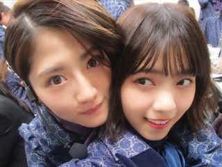 西野七瀬&若月佑美の2ショットに「エモい!」と反響「乃木撮VOL.01」カット50枚公開