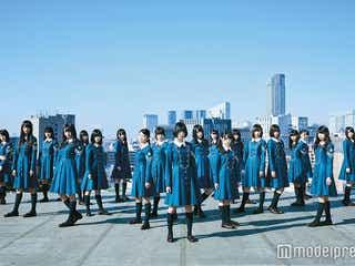 欅坂46「Mステ」初出演<全メンバーコメント&ソロショット到着>