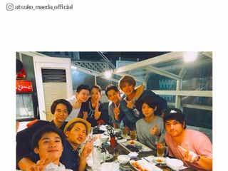 前田敦子、三浦翔平ら「イケパラ」同窓会に反響殺到「懐かしい」「メンツ最高」