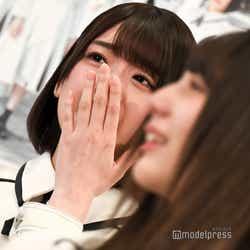 けやき坂46、単独CDシングルデビュー決定&改名をサプライズ発表!佐々木美玲は大粒の涙(C)モデルプレス