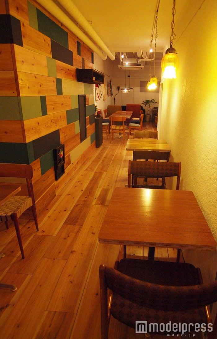 店内/画像提供:SCOPP CAFE