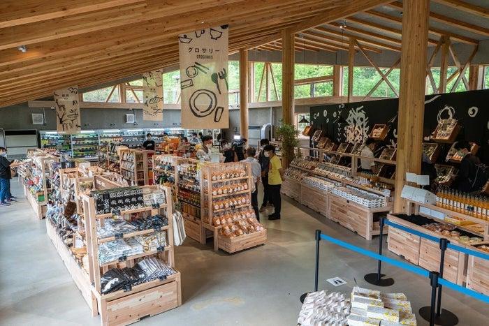 「道の駅 四季の郷公園『FOOD HUNTER PARK』」/画像提供:和歌山市農林水産課