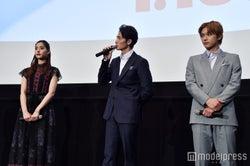 新木優子、玉木宏、吉沢亮(C)モデルプレス