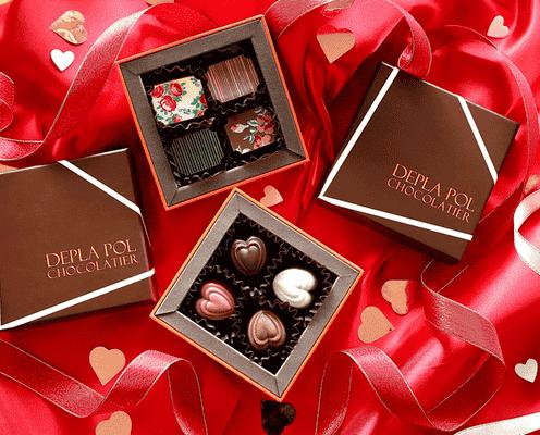 【バレンタイン】「DEPLA POL CHOCOLATIER(デプラポールショコラティエ)」限定商品を販売開始