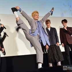 モデルプレス - A.B.C-Z塚田僚一、映画初主演で「塚ちゃん桜満開です!」 Snow Manと東京五輪に意欲<ラスト・ホールド!>