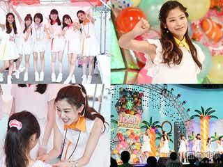 世界最大級のアイドル祭典「TIF」に初出演 ABCクッキング美人先生も所属・フードフェスアイドル「Re:ガールズ」に密着