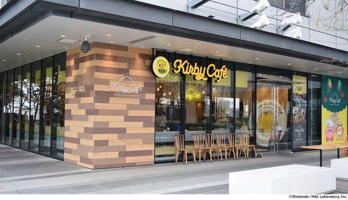Kirby Cafe TOKYO/画像提供:ベネリック