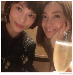 """モデルプレス - 大島優子、""""姉""""からのおさがりに喜び「さすがあさゆう姉妹」「胸が熱い」仲良しぶりに反響"""
