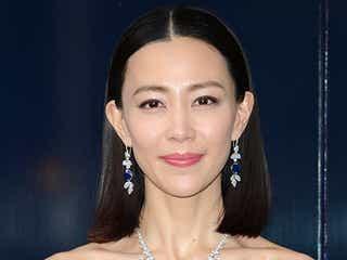 木村佳乃「生まれて初めて」総額29億円ジュエリーに緊張
