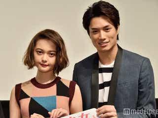 """劇団EXILE鈴木伸之&玉城ティナ、""""甘い""""理想のデートを語る「手をつないで…」"""