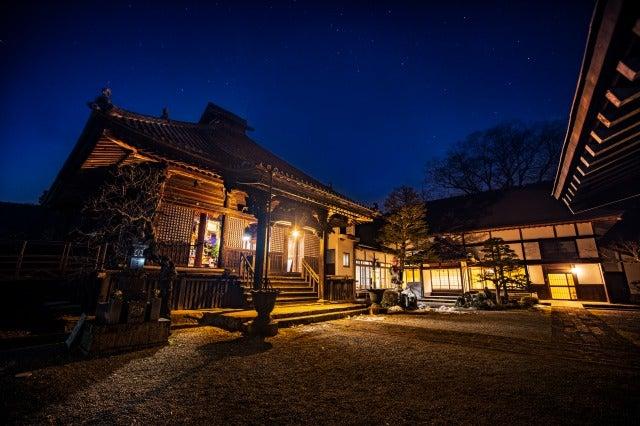 Temple Hotel 正暦寺/画像提供:シェアウィング