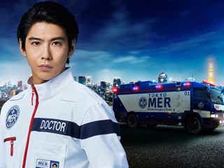 賀来賢人、7月スタートの『TOKYO MER』で 冷静沈着でクールな医系技官役