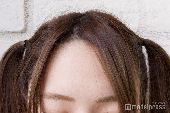前髪は少し残しましょう (C)モデルプレス