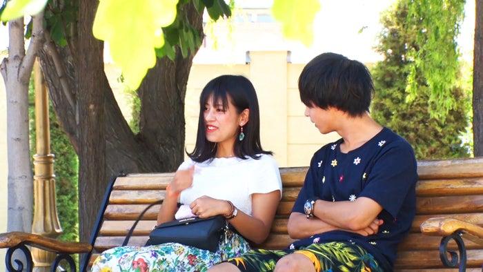 モア、Dr.モリモリ「あいのり:Asian Journey」シーズン2第10話より(C)フジテレビ
