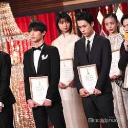 伊藤健太郎、中川大志、成田凌、吉沢亮 (C)モデルプレス