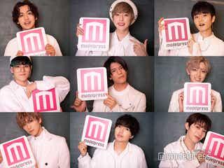【限定動画を公開】「PRODUCE 101 JAPAN」出身9名によるプロジェクト「円神-エンジン-」、自己紹介ムービー