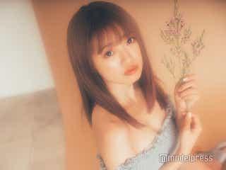 NGT48中井りか、憧れのふわキュンボディ魅せた新境地グラビア【ザ・モデグラ】