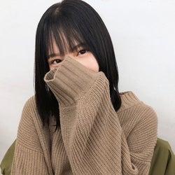 小坂菜緒のすっぴんショット(撮影/丹生明里)/提供写真