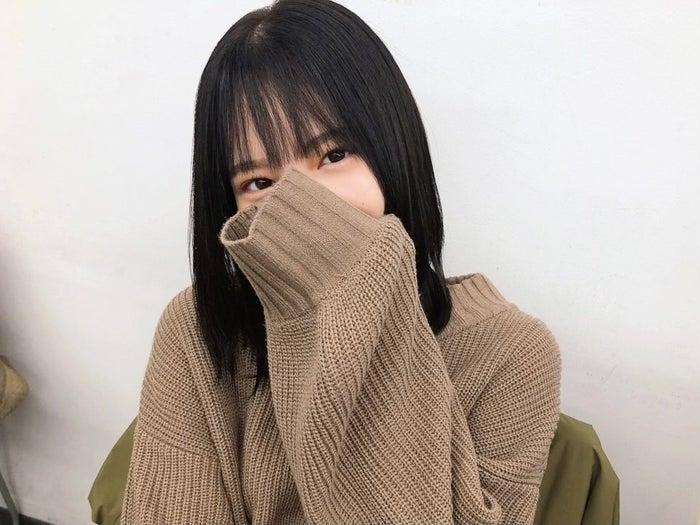 小坂菜緒のすっぴんショット(撮影/丹生明里)