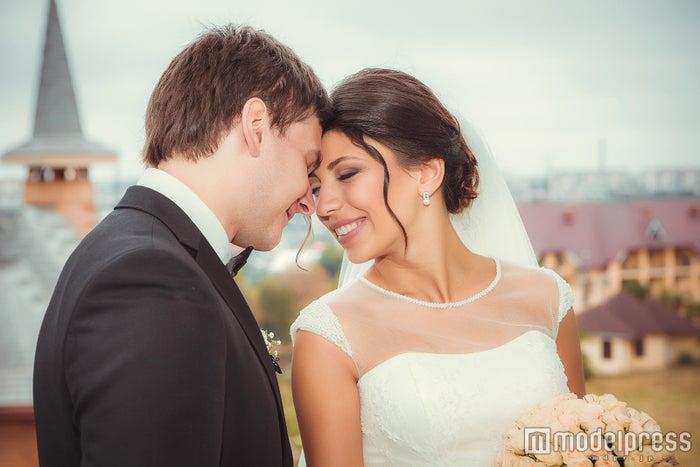 結婚がこんなに幸せだなんて思ってもみなかった(Photo by Andriy Petrenko/Fotolia)
