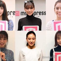 <モデルプレスあけおめ動画3>西内まりや、滝沢カレン、松井愛莉、蒼井優ら新年のメッセージ