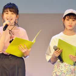 久間田琳加、南沙良(C)モデルプレス