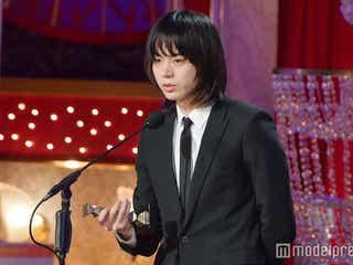 菅田将暉、またも受賞 初の最優秀主演男優賞に「こんなに信じられないことはあまりない」<第41回日本アカデミー賞>
