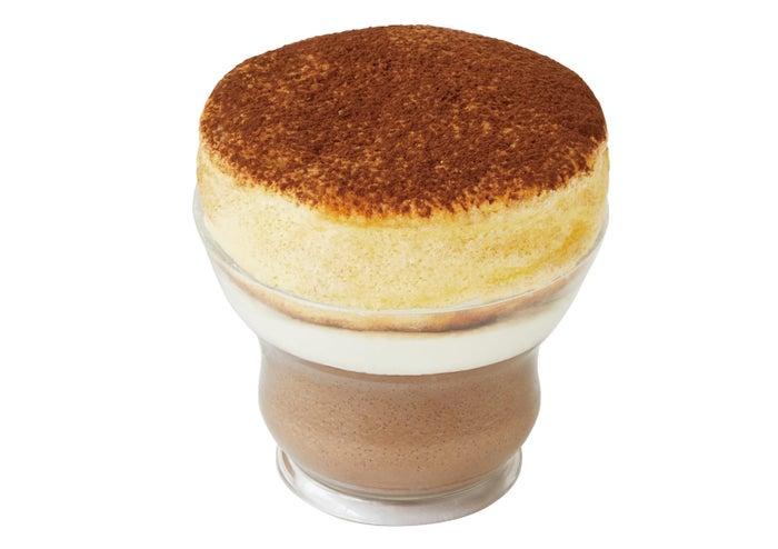 奇跡のスフレパンケーキプリン チョコレート/画像提供:株式会社フレーバーワークス