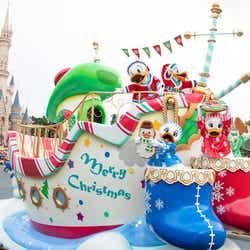 東京ディズニーランド「ディズニー・クリスマス」 (C)Disney