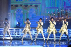King & Prince、HiHi Jets・Sexy美少年らと紅白リハ 嵐・松本潤「頑張れよ」<紅白リハ2日目>
