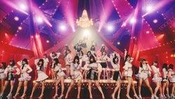 "AKB48史上最も危険なMV完成 脚線美際立つ""超絶セクシー路線""で誘惑<「Teacher Teacher」MV・アー写・ジャケ写解禁>"