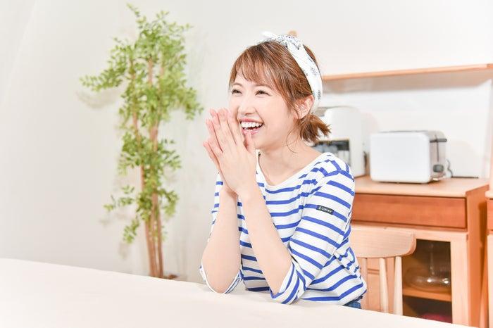 料理を美味しく見せるために陶芸まで始めたというハマりっぷりを暴露/舟山久美子