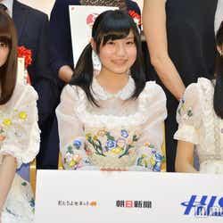 """モデルプレス - AKB48""""注目の次世代""""小栗有以らチーム8メンバー、今年の選抜総選挙にコメント"""