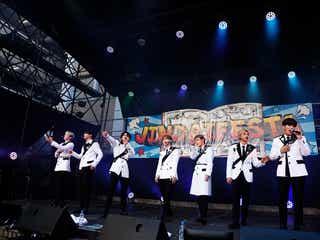 注目の新人ATEEZ、日本デビュー決定 日本の学園祭で新曲世界初披露<ライブレポ/セットリスト>