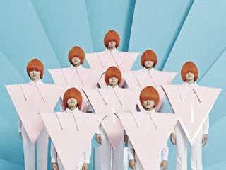 エビ中扮する『五五七二三二〇』が、話題の新曲「ポンパラ ペコルナ パピヨッタ」をTV初披露